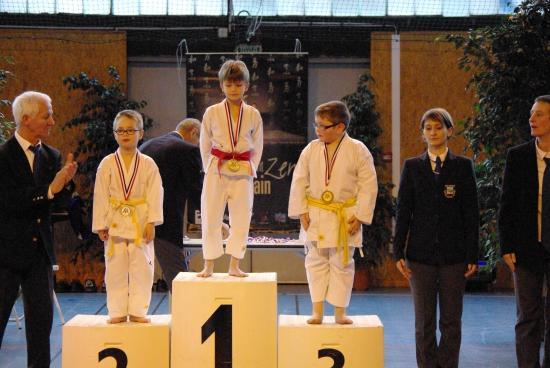 Coupe de Picardie Enfants à Soissons les 29 et 30 janvier 2011